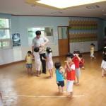 아동들의 즐거운 시간