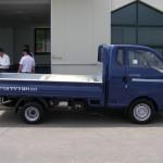 1톤 트럭 차량 전달