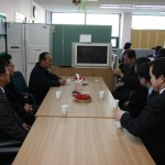 한국농아인협회 방문