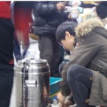 서울 거리의천사들-노숙인 식사제공
